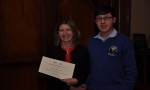 Abbeyfeale student wins award in UCC Law competition